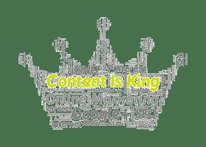 Le contenu est essentiel pour le référencement naturel